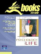 Cover-Bild zu Gerrig, Richard J.: Psychology and Life, Books a la Carte Edition
