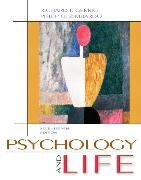 Cover-Bild zu Gerrig, Richard J.: Psychology and Life (Book Alone):United States Edition