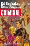 Cover-Bild zu Ed Brubaker: Criminal Deluxe Edition, Volume 3