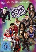 Cover-Bild zu Ayer, David (Schausp.): Suicide Squad