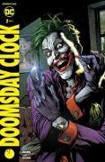Cover-Bild zu Johns, Geoff: Doomsday Clock