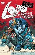 Cover-Bild zu Giffen, Keith: Lobo by Keith Giffen & Alan Grant Vol. 2