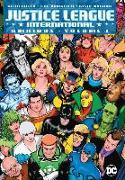 Cover-Bild zu Giffen, Keith: Justice League International Omnibus Vol. 1