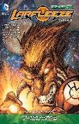 Cover-Bild zu Giffen, Keith: Larfleeze Vol. 2: The Face of Greed (The New 52)