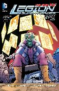 Cover-Bild zu Levitz, Paul: Legion of Super-Heroes Vol. 3: The Fatal Five (The New 52)