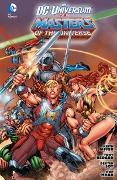 Cover-Bild zu Giffen, Keith: Das DC-Universum vs. Masters of the Universe