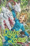 Cover-Bild zu Kuwabara, Taku: Quin Zaza - Die letzten Drachenfänger 3