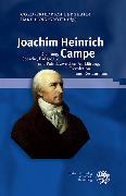 Cover-Bild zu Berghahn, Cord-Friedrich (Hrsg.): Joachim Heinrich Campe (eBook)