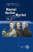 Cover-Bild zu Mix, York-Gothart (Hrsg.): Raynal - Herder - Merkel (eBook)