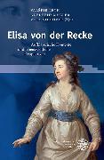 Cover-Bild zu Leyh, Valérie (Hrsg.): Elisa von der Recke (eBook)