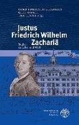 Cover-Bild zu Berghahn, Cord-Friedrich (Hrsg.): Justus Friedrich Wilhelm Zachariä (eBook)