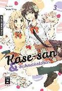 Cover-Bild zu Takashima, Hiromi: Kase-san 03