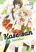 Cover-Bild zu Takashima, Hiromi: Kase-san 02