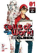 Cover-Bild zu Harada, Shigemitsu: Cells at Work! CODE BLACK 1
