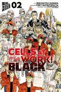 Cover-Bild zu Harada, Shigemitsu: Cells at Work! BLACK 2