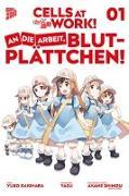 Cover-Bild zu Kakihara, Yuuko: Cells at Work! - An die Arbeit, Blutplättchen 1