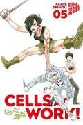 Cover-Bild zu Shimizu, Akane: Cells at Work! 5
