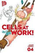Cover-Bild zu Shimizu, Akane: Cells at Work! 4