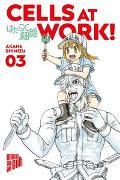 Cover-Bild zu Shimizu, Akane: Cells at Work! 3