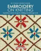 Cover-Bild zu Embroidery on Knitting von Christoffersson, Britt-Marie