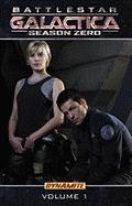 Cover-Bild zu Brandon Jerwa: New Battlestar Galactica: Season Zero Volume 1