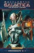 Cover-Bild zu Brandon Jerwa: Battlestar Galactica: Season Zero Omnibus