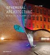Cover-Bild zu Sánchez Vidiella, Àlex: Ephemeral Architecture