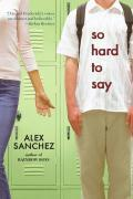 Cover-Bild zu Sanchez, Alex: So Hard to Say