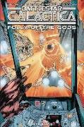 Cover-Bild zu Cullen Bunn: Battlestar Galactica (Classic): Folly of the Gods
