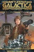 Cover-Bild zu Rick Remender: Battlestar Galactica Classic Omnibus Volume 1