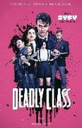 Cover-Bild zu Rick Remender: Deadly Class Volume 1: Reagan Youth Media Tie-In