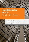 Cover-Bild zu Firth, Clare: Foundations for the LPC
