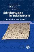 Cover-Bild zu Clare, Jennifer (Hrsg.): Schreibprozesse im Zwischenraum (eBook)