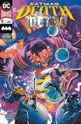 Cover-Bild zu Snyder, Scott: Batman: Death Metal Sonderband