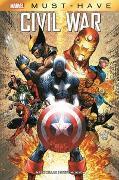 Cover-Bild zu Millar, Mark: Marvel Must-Have: Civil War