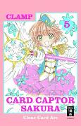 Cover-Bild zu CLAMP: Card Captor Sakura Clear Card Arc 05