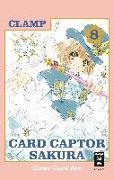 Cover-Bild zu CLAMP: Card Captor Sakura Clear Card Arc 08