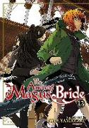 Cover-Bild zu Yamazaki, Kore: The Ancient Magus' Bride Vol. 13