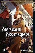 Cover-Bild zu Yamazaki, Kore: Die Braut des Magiers 10