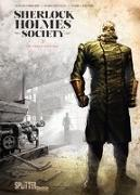 Cover-Bild zu Cordurié, Sylvain: Sherlock Holmes Society. Band 3