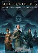 Cover-Bild zu Cordurié, Sylvain: Sherlock Holmes & die Vampire von London