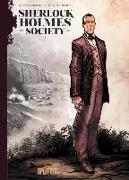 Cover-Bild zu Cordurié, Sylvain: Sherlock Holmes - Society 01