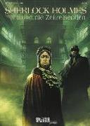 Cover-Bild zu Cordurié, Sylvain: Sherlock Holmes & die Zeitreisenden