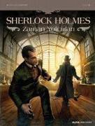 Cover-Bild zu Cordurie, Sylvain: Sherlock Holmes ve Zaman Yolculari