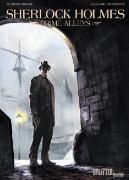 Cover-Bild zu Cordurié, Sylvain: Sherlock Holmes - Crime Alleys