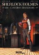 Cover-Bild zu Cordurié, Sylvain: Sherlock Holmes - Die Chroniken des Moriarty