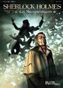 Cover-Bild zu Cordurié, Sylvain: Sherlock Holmes & das Necronomicon
