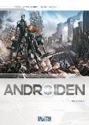 Cover-Bild zu Cordurié, Sylvain: Androiden 03. Invasion