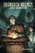 Cover-Bild zu Cordurie, Sylvain: Sherlock Holmes and the Necronomicon