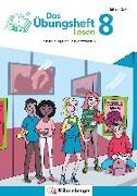 Cover-Bild zu Das Übungsheft Lesen 8 von Stehr, Sabine